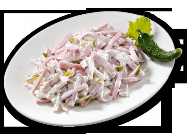 Delikatess Fleisch-Salat