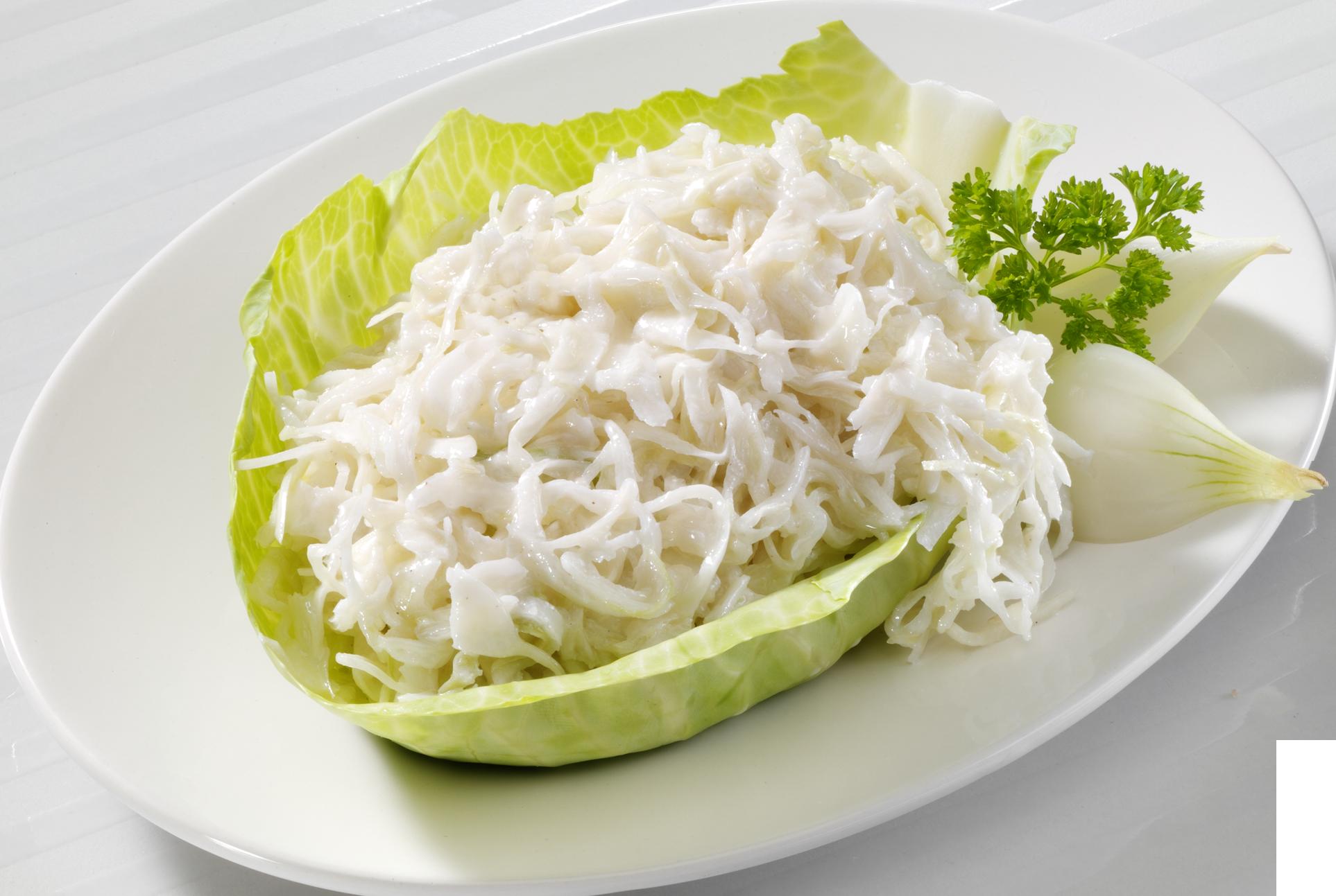 Sahne-Kraut-Salat