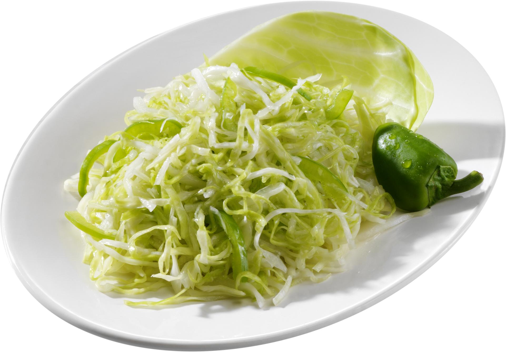 "Kraut-Salat pur ""Holsteiner Art"""