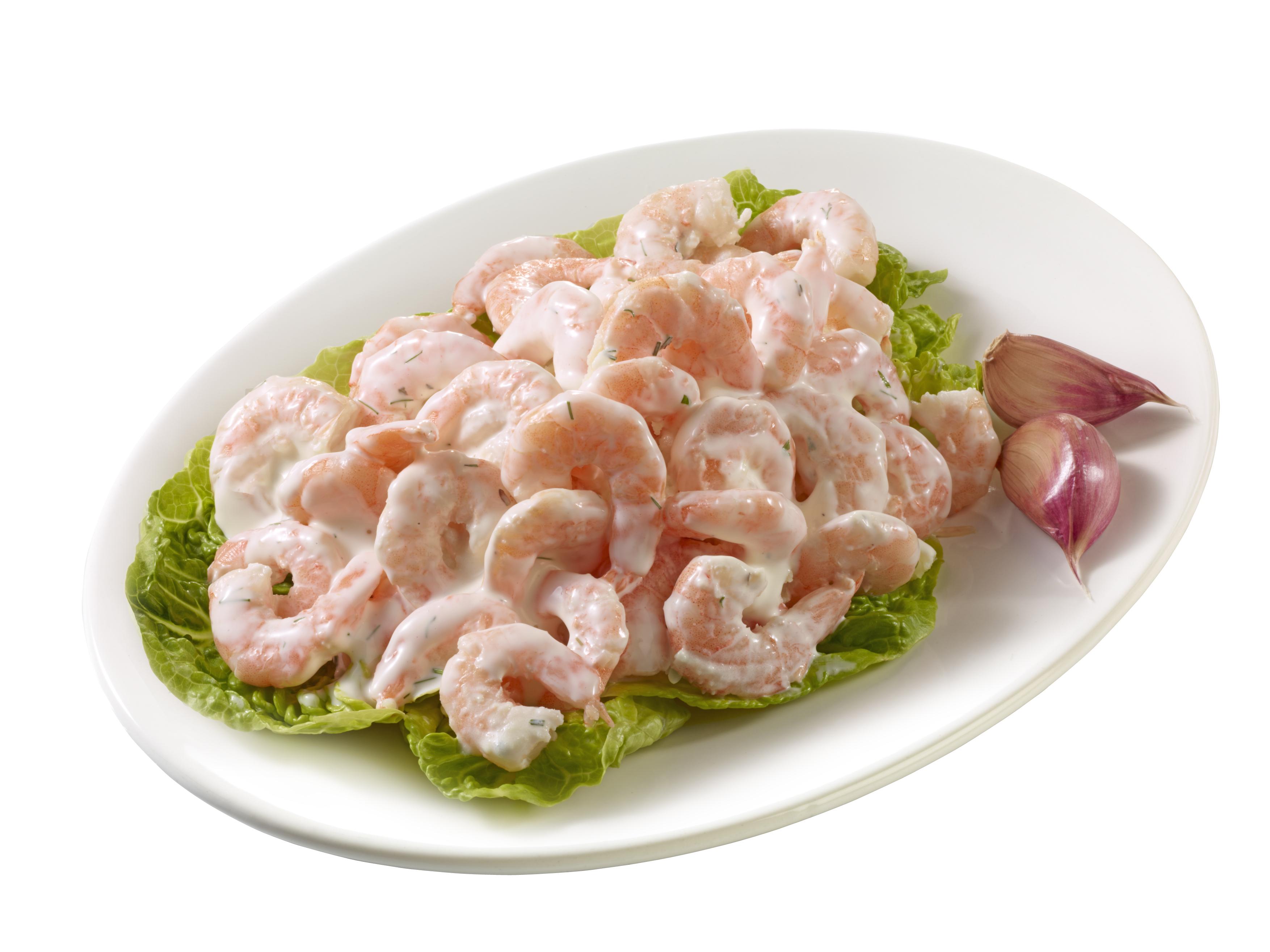 """Garnelen-Salat """"Neptun"""""""