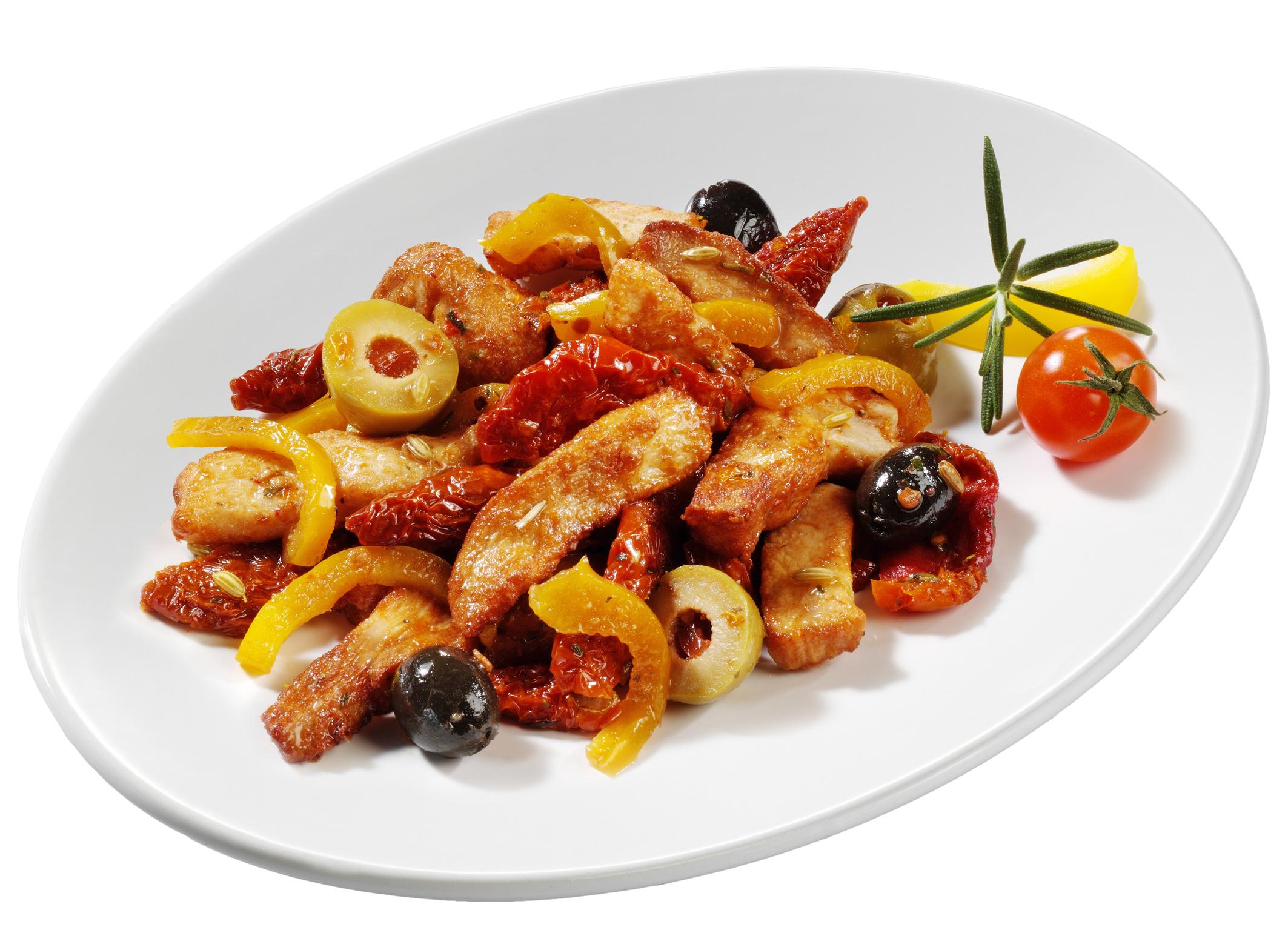 "Hähnchenbrust-Salat ""Toscana"""
